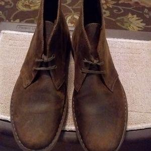 Clarks Bushscre 2 Mens Chukka Boots